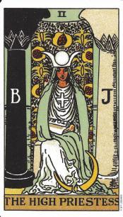 02 High Priestess