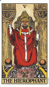 05 The Hierophant