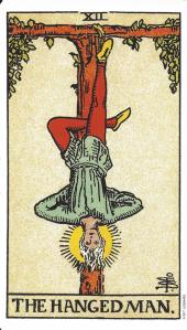12 The Hanged Man