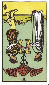 02 Two of Cups