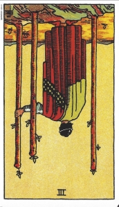 03 Three of Wands