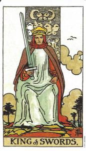 14 King of Swords